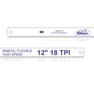 Hoja bimetálica de sierra manuales para metal