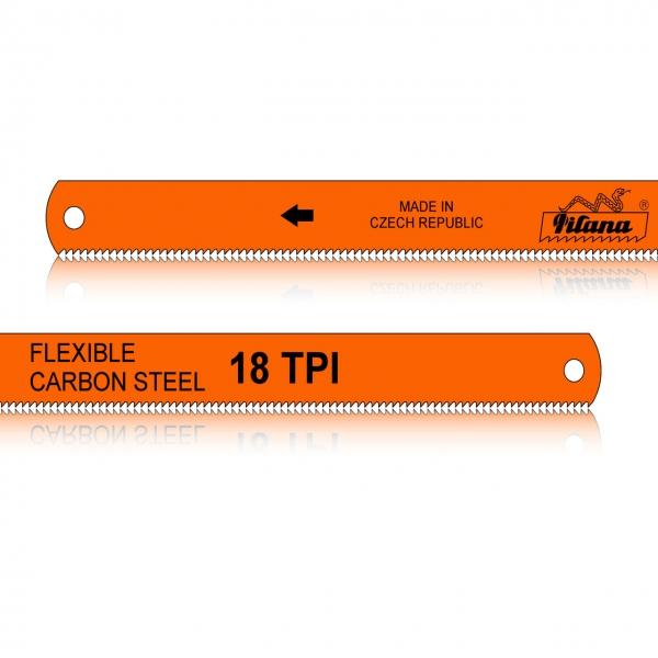 Hoja de sierra manuales de acero al carbono CARBON FLEXIBLE