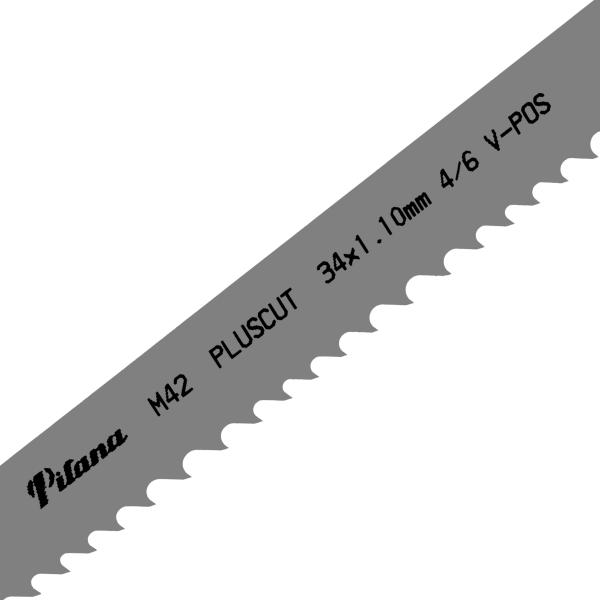 Hoja de sierra de cinta M42 PLUSCUT