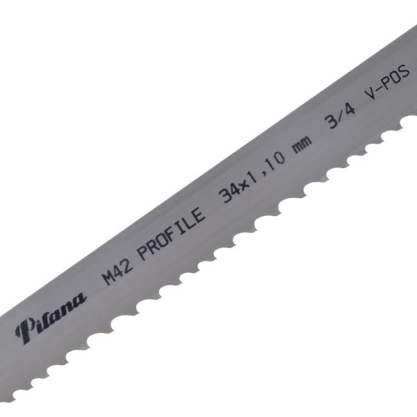 Hoja de sierra de cinta M42 PROFILE