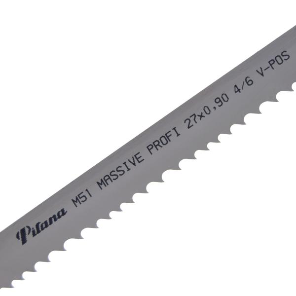 Hoja de sierra de cinta M51 MASSIVE Profi